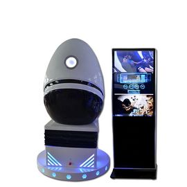 Theater Park Virtual Reality Cinema Motion Simulator Egg Chair 1 Seat